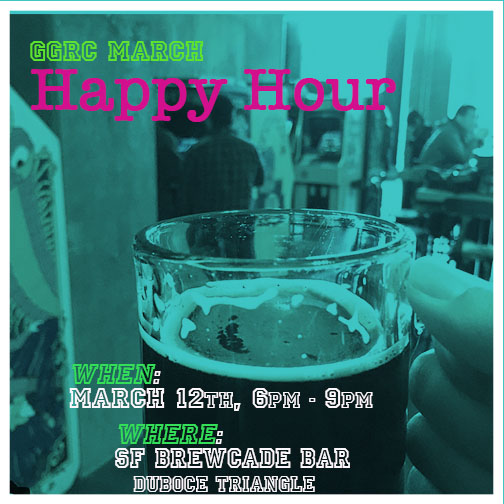 GGRC March Happy Hour