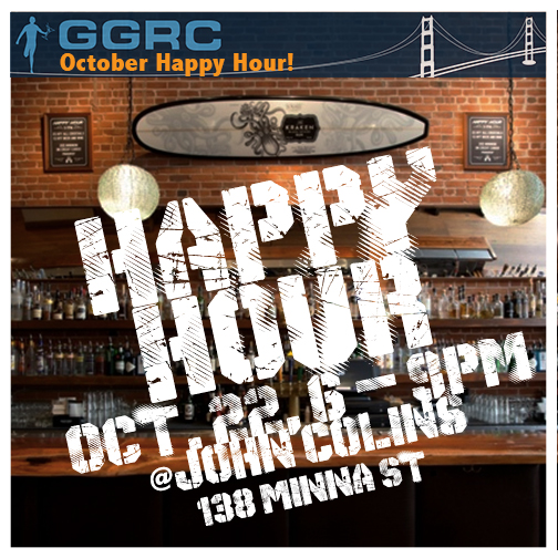 GGRC October Happy Hour