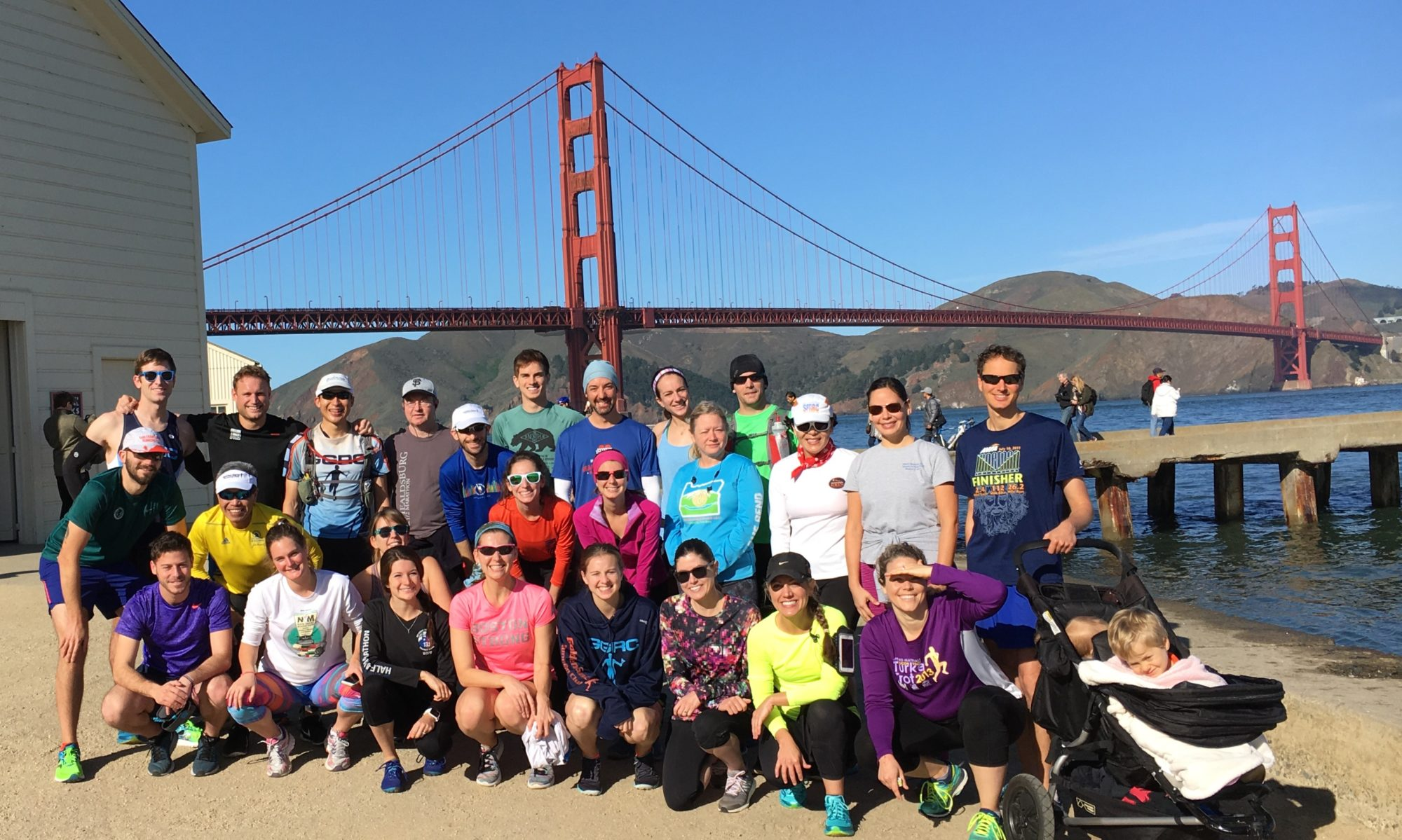 Golden Gate Running Club (GGRC)
